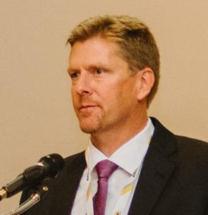 Eric Smith, Director of Security Services, Denver Health